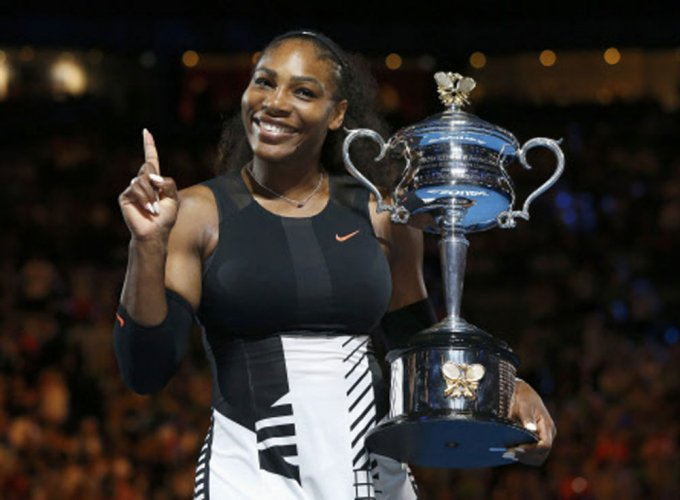 In 7th Heaven: Serena's 'Sister Act' in 23rd Grand Slam title