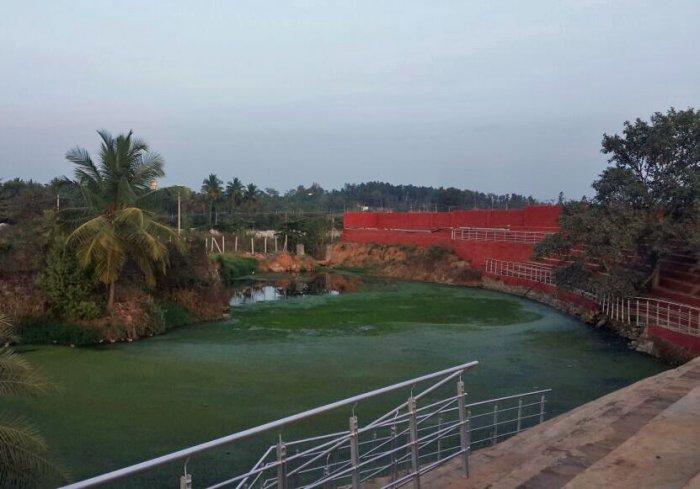 Nithyananda ashram told to instal sewage treatment plant