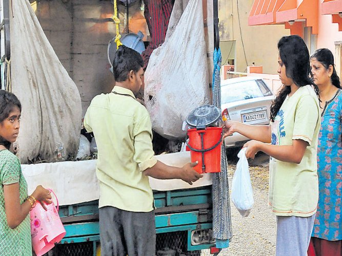 Waste figures for 2031 inflated
