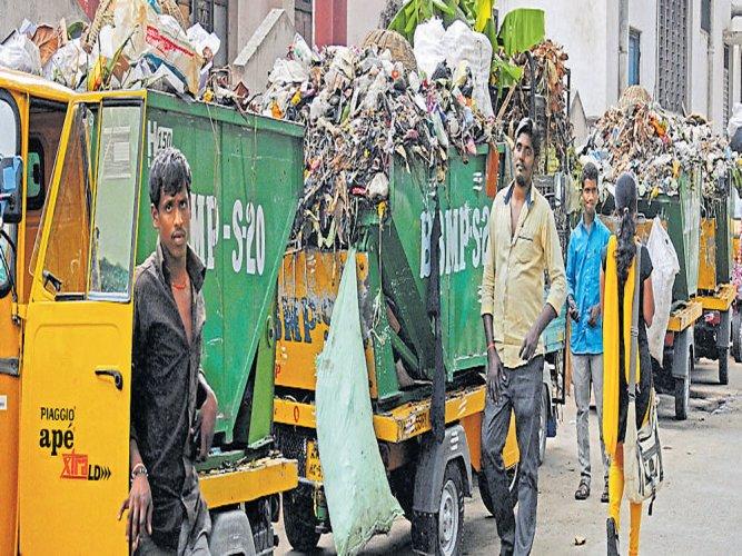 Zero waste to landfills