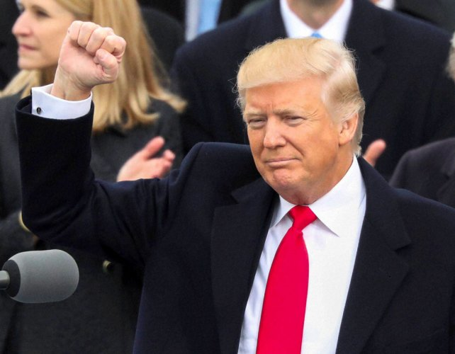 'It's not a Muslim ban': Trump defends immigration order