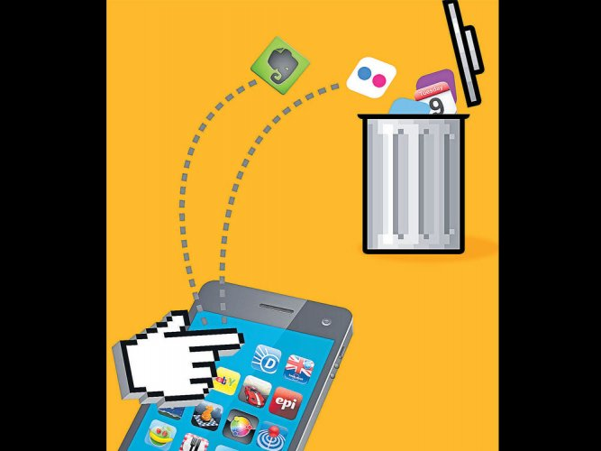 Dumping apps? Tips for a painless breakup