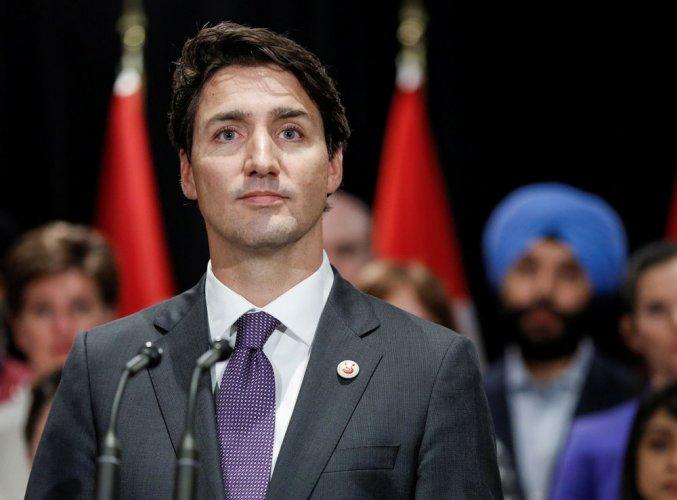 Canada PM dubs Quebec mosque shooting a 'terrorist attack'