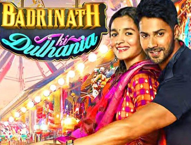Varun, Alia unveil 'Badrinath Ki Dulhania' teaser