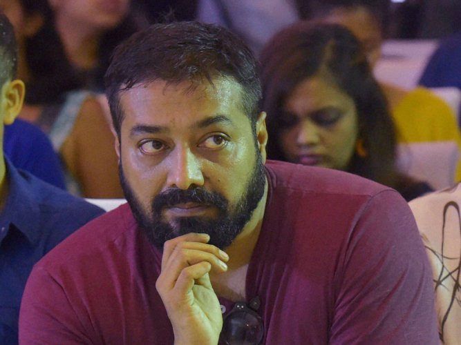 You mobs don't scare me: Anurag Kashyap to online trolls