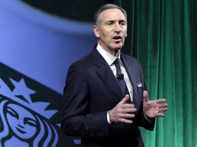 Hitting back at Trump's order, Starbucks to hire 10K refugees