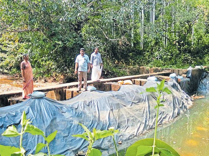 A village becomes water-secure