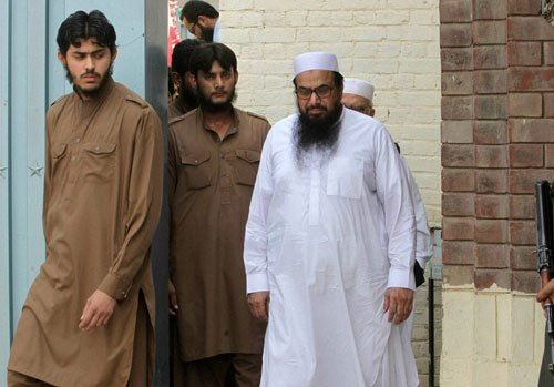 Hafiz Saeed put under house arrest in Lahore