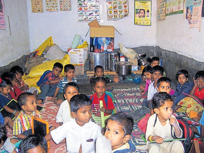 Dropout rate in rural K'taka shot up in 2016, finds study