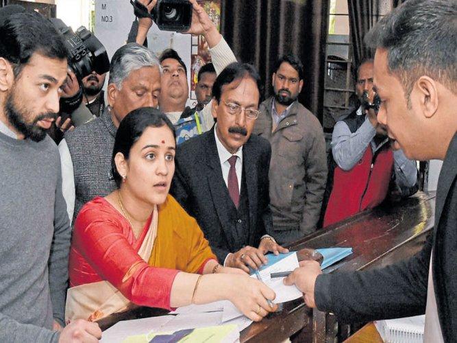 SP claims Mulayam's backing