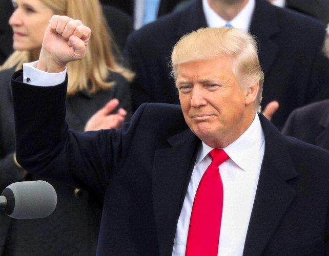 Trump replaces acting Immigration Enforcement head