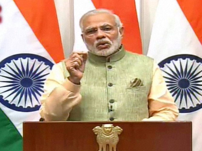Modi reaches out  to Oppn for smooth House functioning