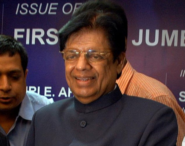 Former Union minister E Ahamed passes away,row over presenting Budget