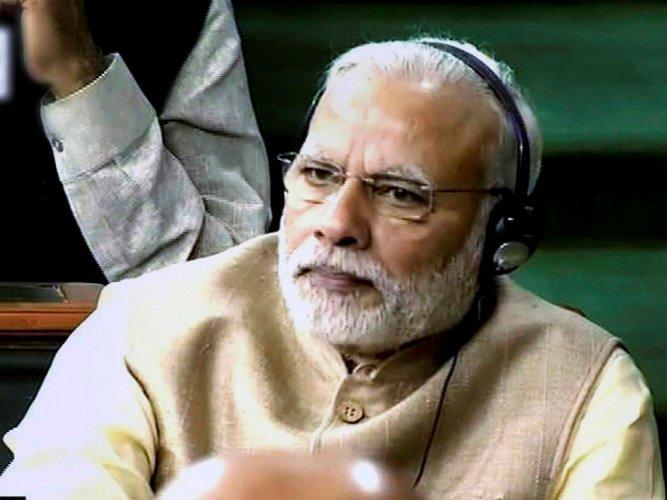 PM terms Budget as 'futuristic'