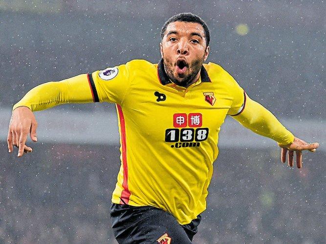 Watford shock Arsenal