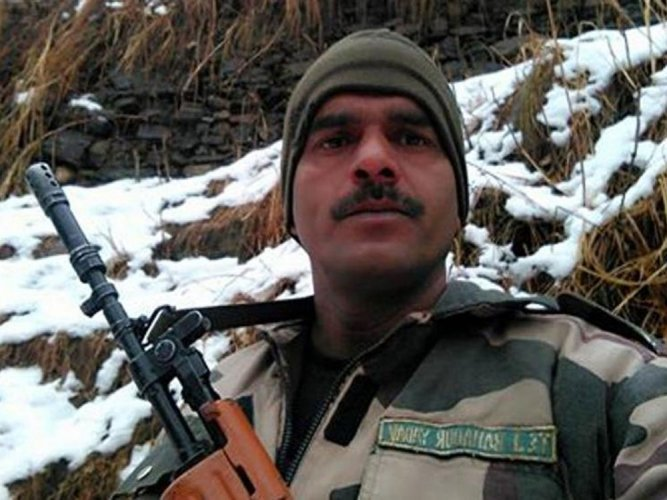 VRS plea of jawan who complained about food rejected: BSF