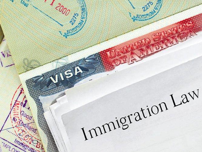 US embassy says visa denial not linked to Trump order