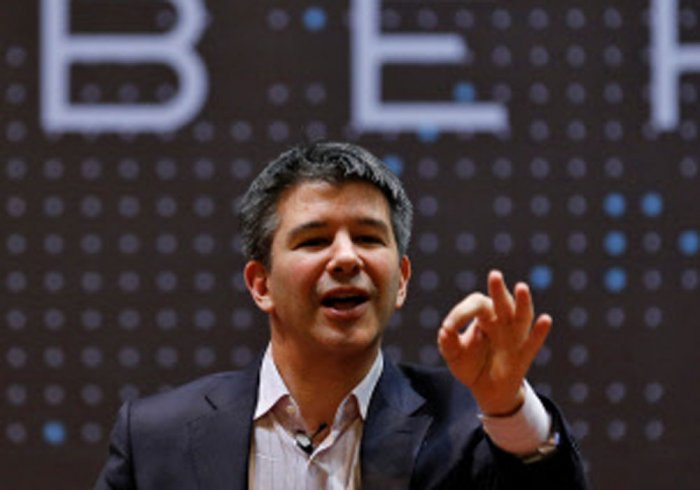 Uber chief Kalanick quits Trump advisory group after uproar