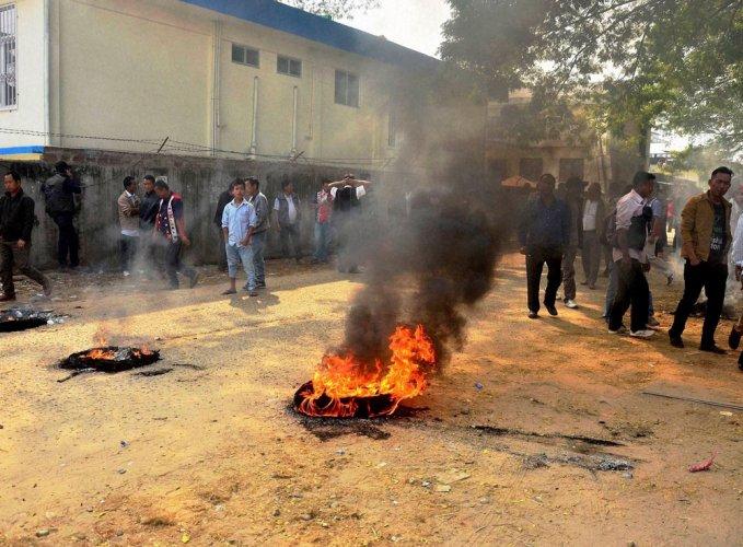 Centre asks Assam Rifles to ensure safety of Nagaland CM