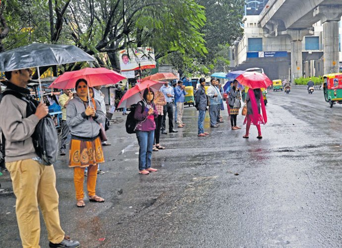 'Rapidly growing Indian cities may face extreme rainfalls'