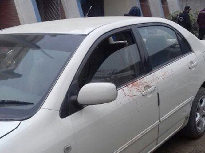 Pak youth shot dead in Islamabad for not stopping car