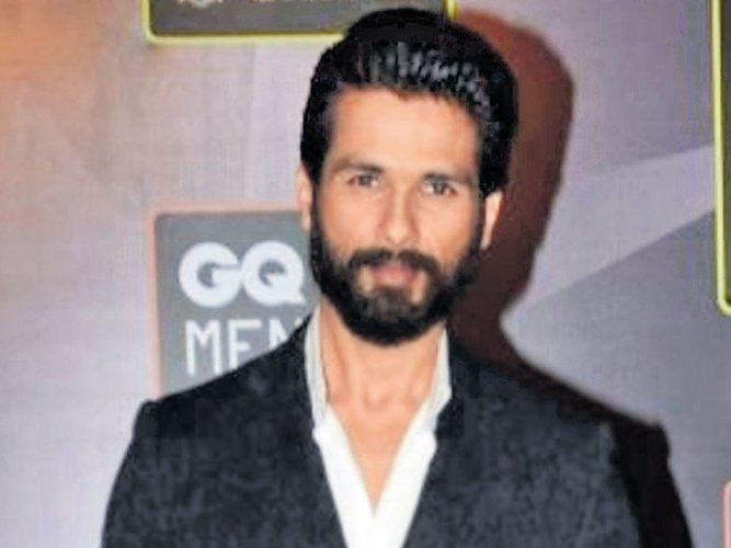 Shahid in a brand new avatar