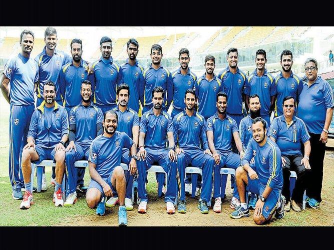 Karnataka champions