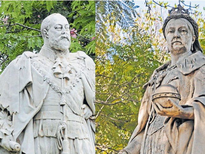 Makeover for five heritage statues in Cubbon Park