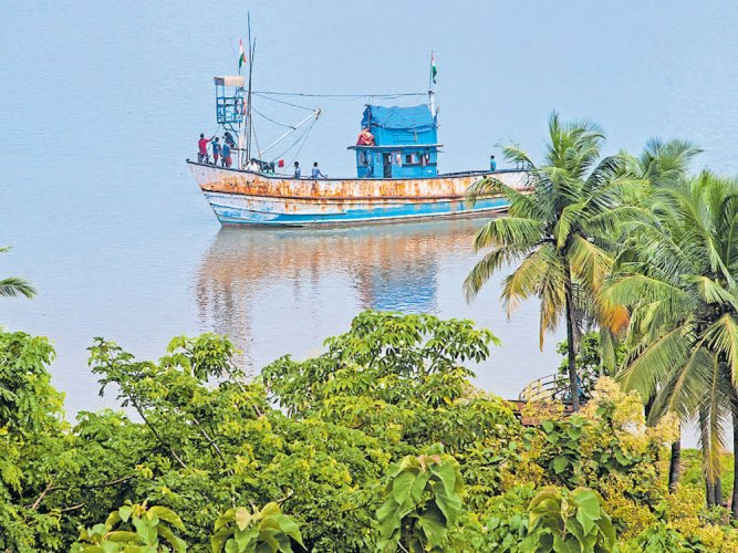 Undying Old Goa