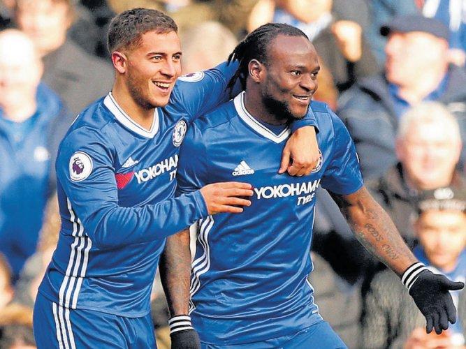 Chelsea humiliate Arsenal