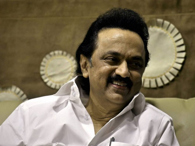 People did not vote for anyone from Jaya's household to be CM: Stalin