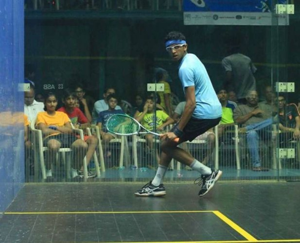 Indian boys win team gold in Asian Junior Squash