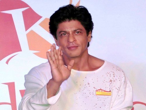My look in Aanand's film different from 'Appu Raja': Shah Rukh