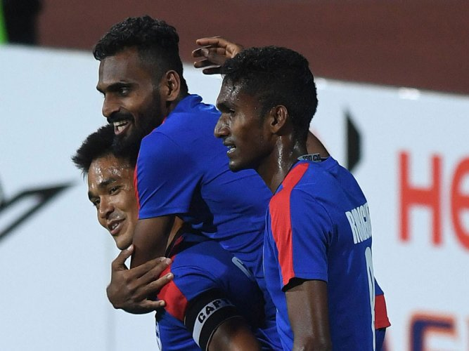 Bengaluru FC rally to salvage a point