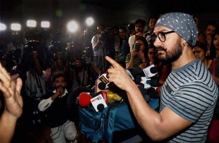 Box office numbers don't influence my decision as actor: Aamir