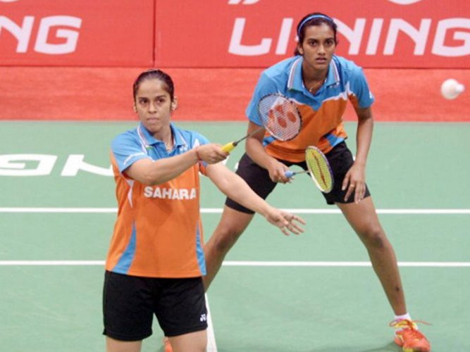 Sindhu, Saina named in India team for Asia Mixed team C'ship
