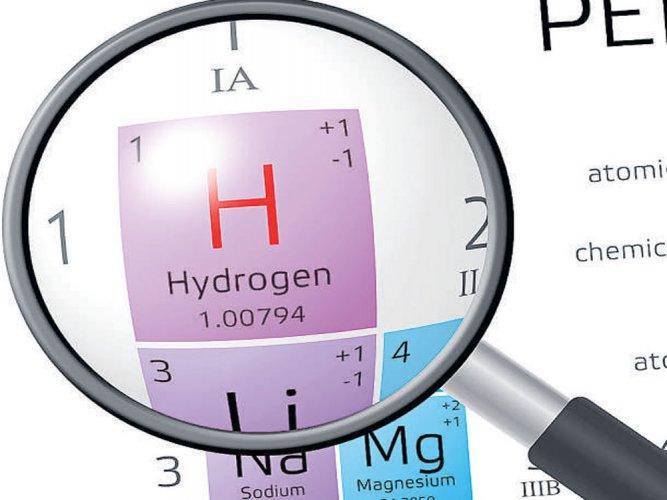 Claim made for hydrogen 'wonder material'