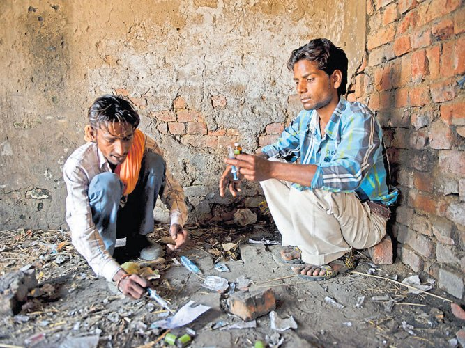 Heroin use in Punjab becomes social crisis