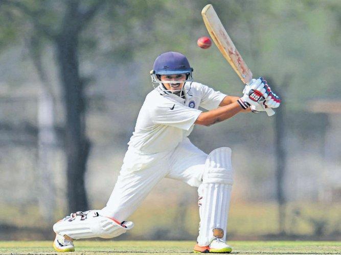 India 'A' batsmen flay Bangla bowlers
