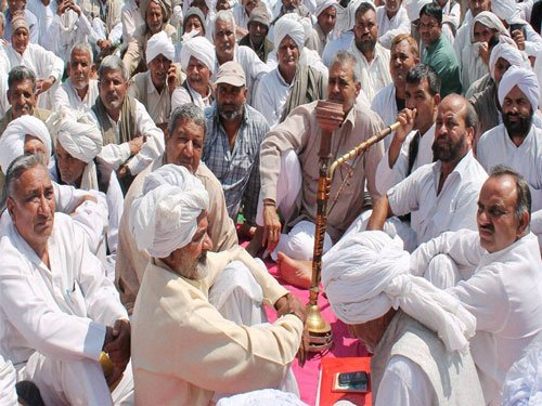 Jats feel 'politically untouchable'