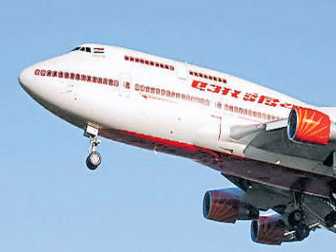 122 on board AI plane survive bird-hit scare