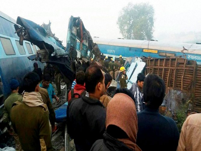 Prime suspect in Kanpur train accident arrested in Nepal