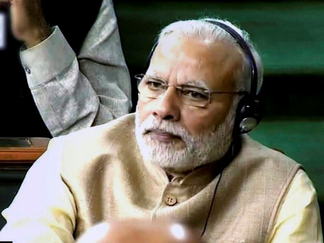 Timing for demonetisation was perfect: PM
