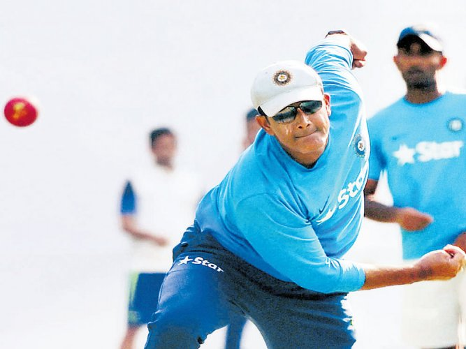 India to carry forward momentum from England series: Kumble