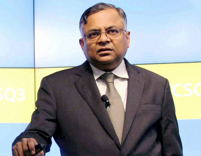 N Chandrasekaran elected as Chairman Tata Steel Board