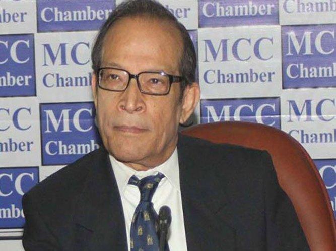 Bengal Advocate-General Jayanta Mitra resigns