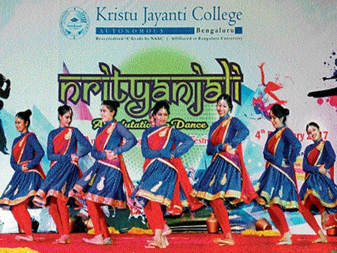 A festival of dances