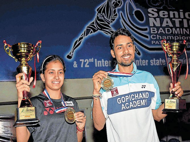 Sourabh clinches title
