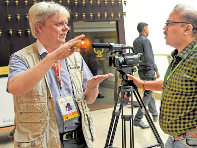 Thai films losing out  to Americanisation, rues British filmmaker