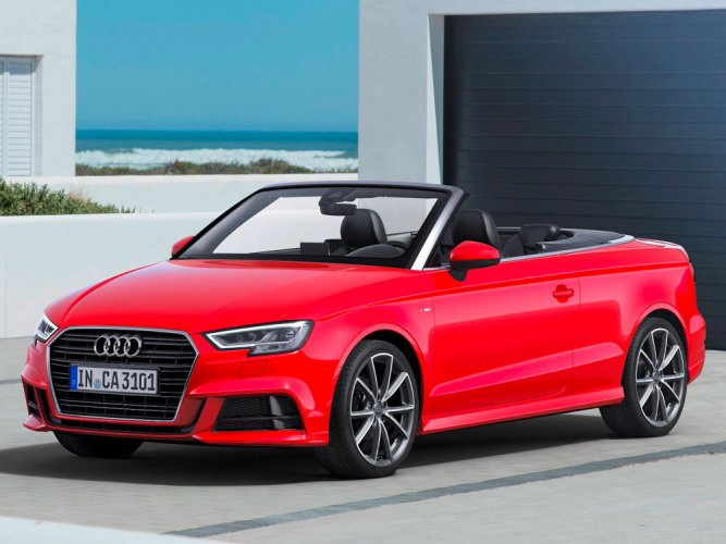 Audi launches A3 Cabriolet priced at Rs 47.98 lakh